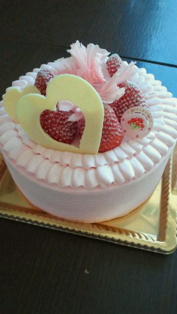 母の日ケーキ♪
