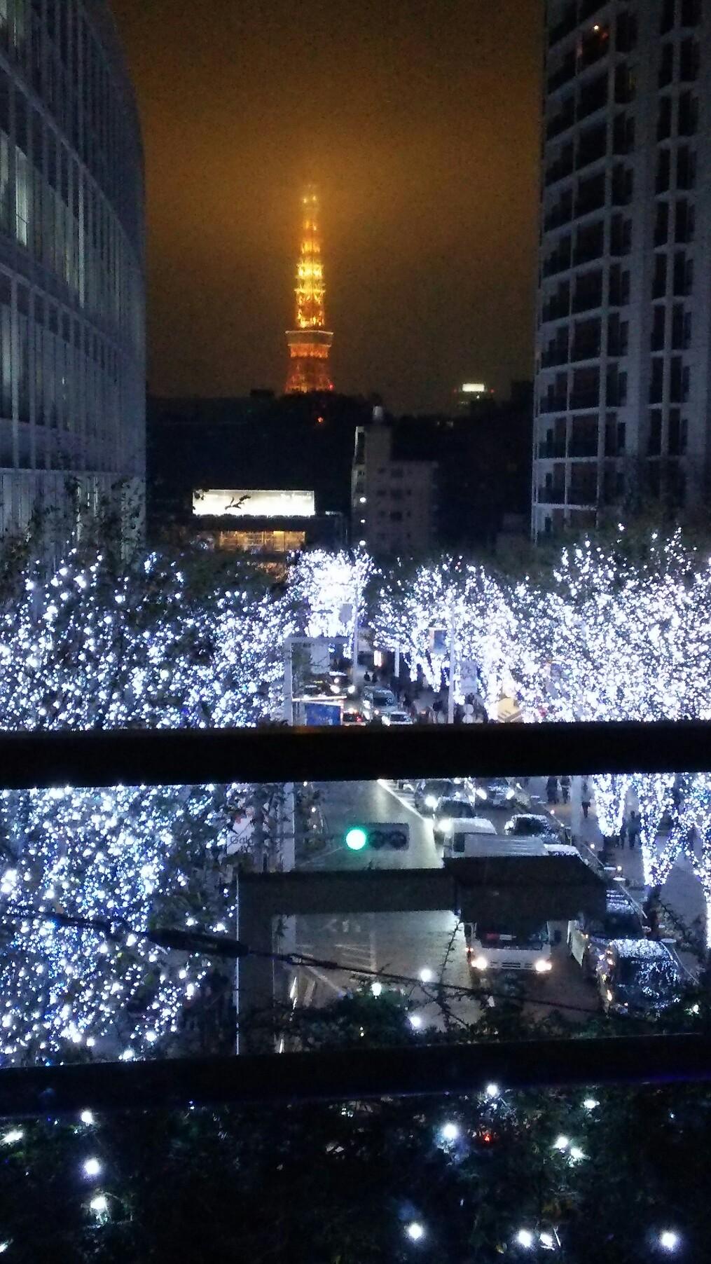 雨のクリスマス